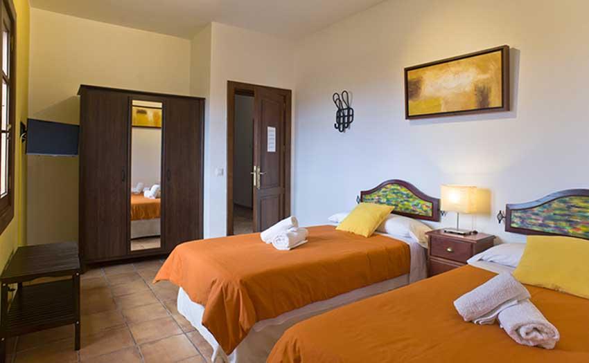 Alquiler de habitación privada turismo rural Lanzarote 1